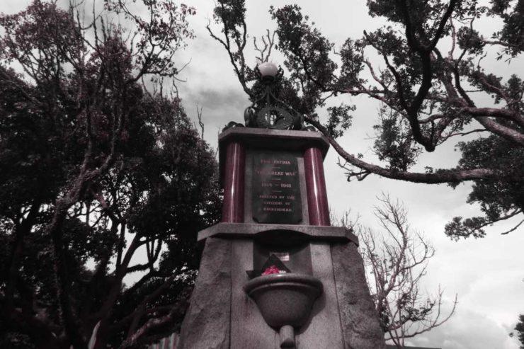 Charlie Tew: The Great War Memorial