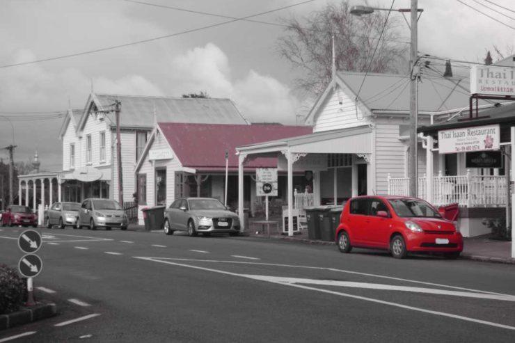 Charlie Tew Red Car