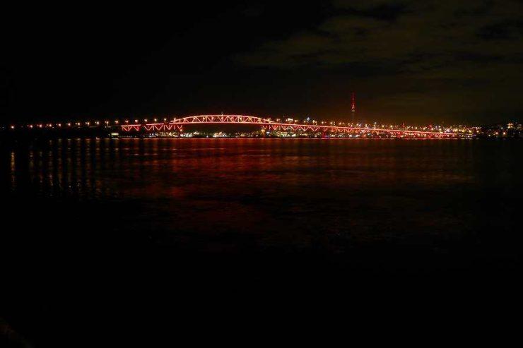 Jessica Johnston Lights of Harbour Bridge